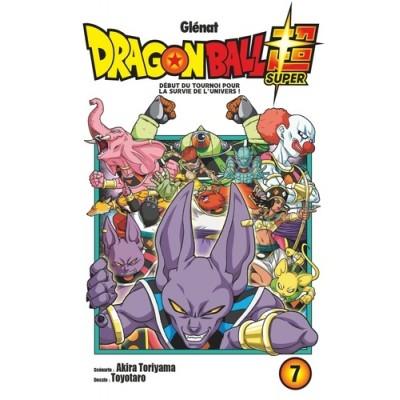 Dragon Ball Super Tome 7 - Toriyama Akira