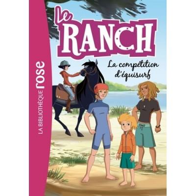 Le ranch Tome 30 La compétition d'équisurf - Christelle Chatel