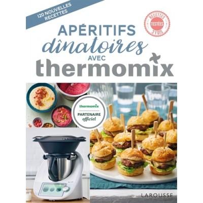 Apéritifs dinatoires avec thermomix - Isabelle Guerre