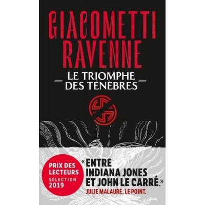 Le Cycle du Soleil Noir Tome 1 Le Triomphe des ténèbres - Jacques Ravenne