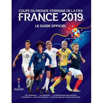 Le livre officiel de la Coupe du monde de football féminine 2019 - Marabout