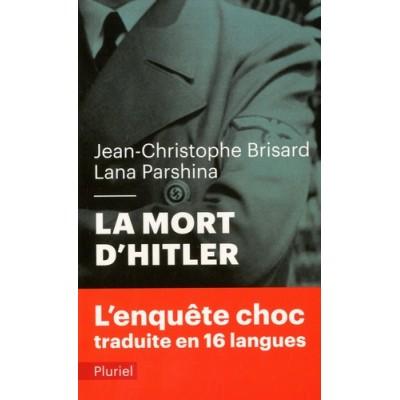 La mort d'Hitler - Jean-Christophe Brisard