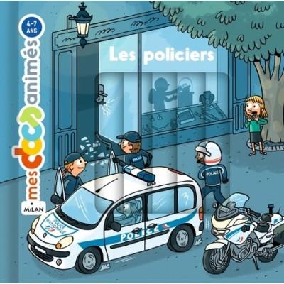 Les policiers - Stéphanie Ledu