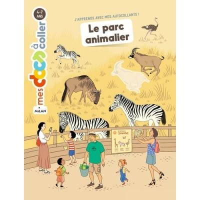 Le parc animalier - Sandrine Thommen