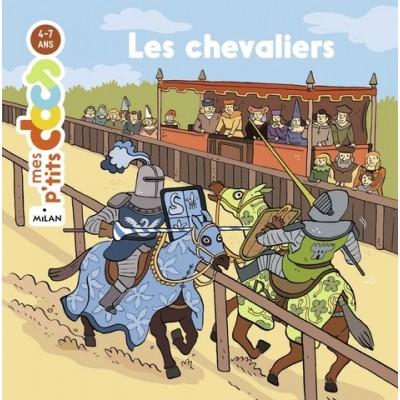 Les chevaliers - Stéphanie Ledu