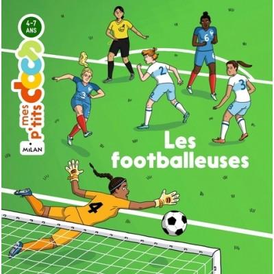 Les footballeuses - Stéphanie Ledu