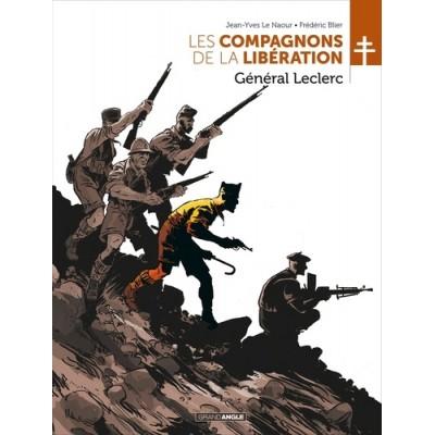 Les Compagnons de la Libération - Tome 2, Général Leclerc - Frédéric Blier