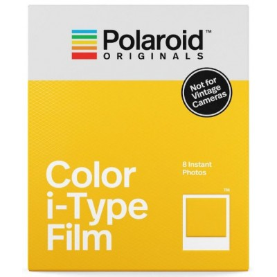 Film Polaroid Color i-Type