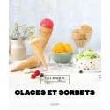 Glaces sorbets et granités - Eva Harlé