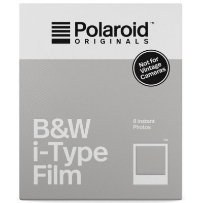 Film Polaroid B&W i-Type