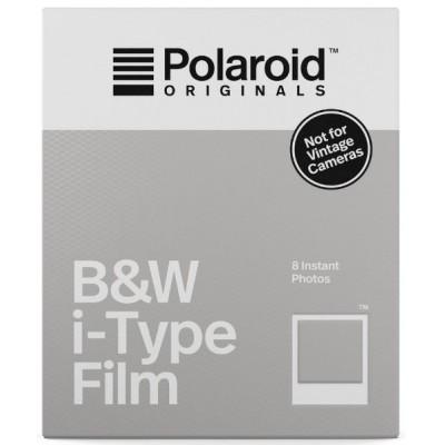 Film Polaroid B&W i-Type