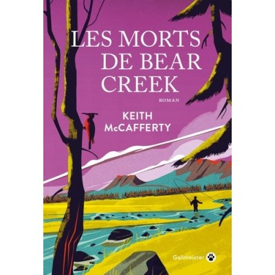 Les morts de bear creek - Keith McCafferty