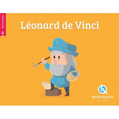 Léonard De Vinci 2019 - Albin Quéru