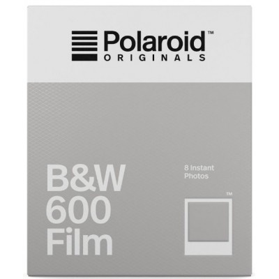 Film Polaroid B&W 600