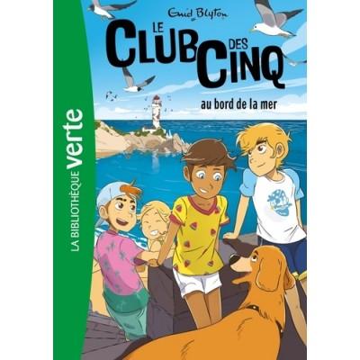 Le Club des Cinq Tome 11 Le Club des Cinq au bord de la mer - Enid Blyton