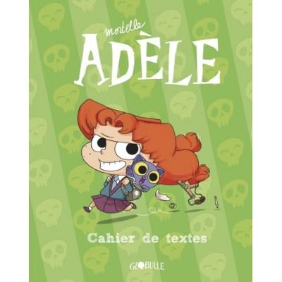 Mon cahier de textes Mortelle Adèle - Mr Tan
