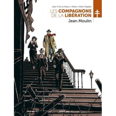 Les compagnons de la Libération Jean Moulin - Ignacio Holgado