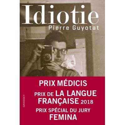 Idiotie - Pierre Guyotat