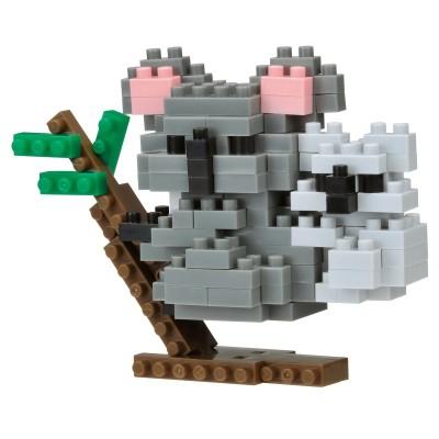 Nanoblock Koala - 150 pièces - Difficulté 2/5