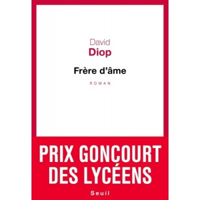 Frère d'âme - David Diop