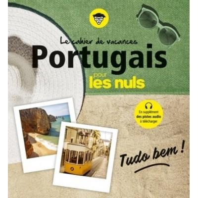 Le cahier de vacances Portugais pour les nuls - Sonia Russo