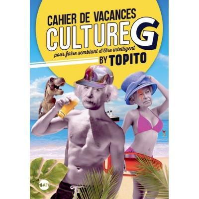 Cahier de vacances Culture G - Topito