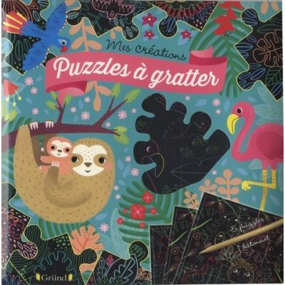 Puzzles à gratter - Sophie Rohrbach