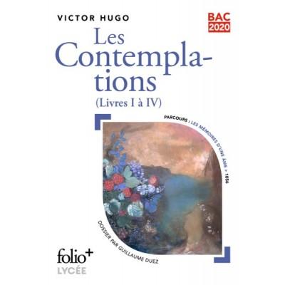 Les Contemplations - Livres I à IV - Victor Hugo