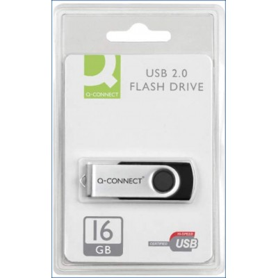 Clé USB 16 Go Q-Connect - USB 2.0