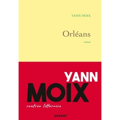 Orléans - Yann Moix