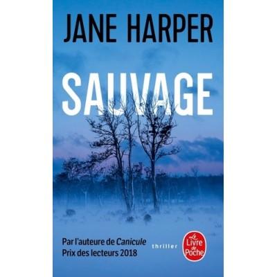 Sauvage - Jane Harper