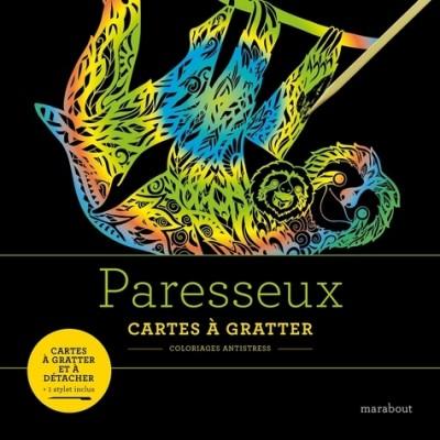 Paresseux - Avec 1 stylet - Marabout