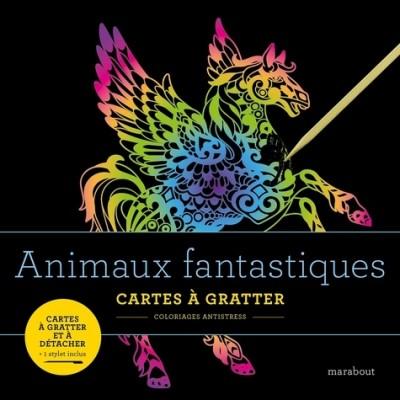 Animaux fantastiques - Avec un stylet - Marabout