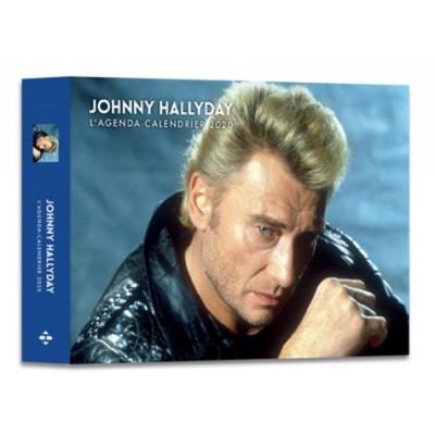 L'agenda-calendrier Johnny Hallyday - Hugo et Compagnie
