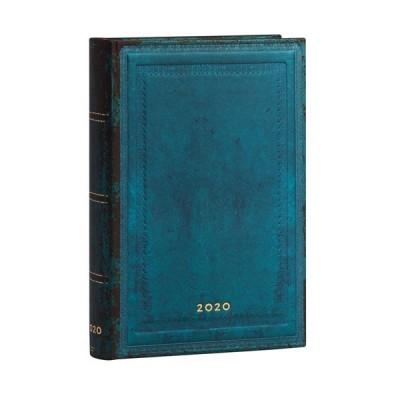 Agenda 2020 Paperblanks CALYPSO UNI Jan/Déc 1 jour par page Format Mini 10 x 14 cm