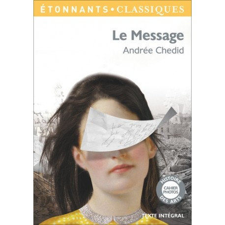 Le message - Andrée Chedid