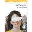 Le message - Andrée Chedid - GF Etonnants Classiques