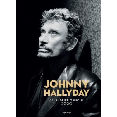 Calendrier mural Johnny Hallyday - Hugo et Compagnie