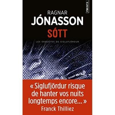 Sott - Ragnar Jonasson