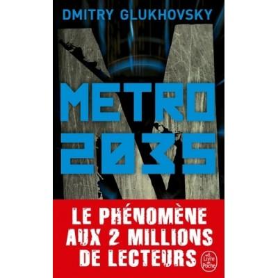 Métro 2035 - Dmitry Glukhovsky