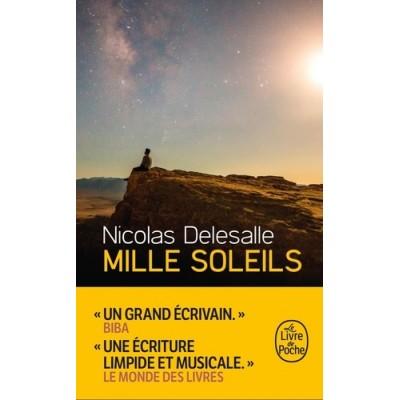Mille soleils - Nicolas Delesalle
