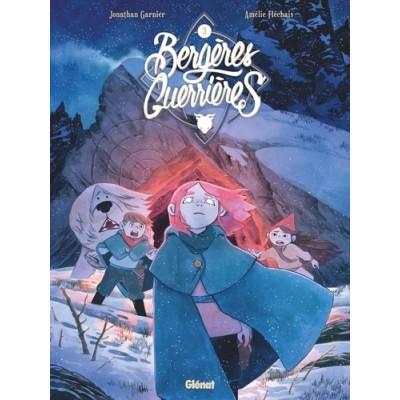 Bergères guerrières Tome 3 - Jonathan Garnier