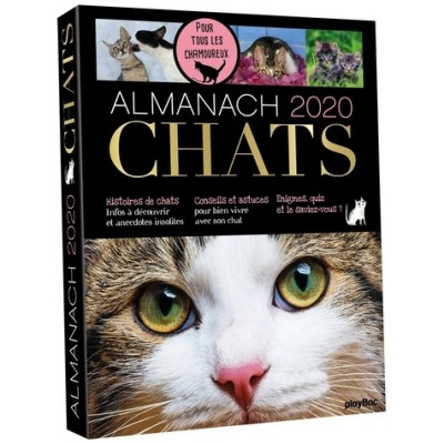 Almanach chats - Play Bac