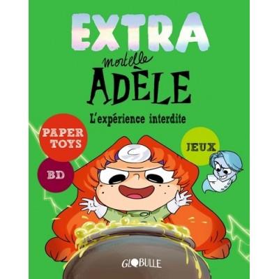 Extra Mortelle Adèle Tome 4 L'expérience interdite - Mr Tan