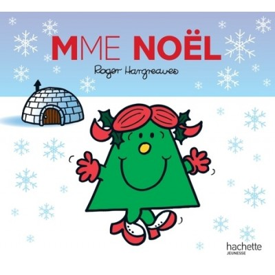 Madame Noël - Roger Hargreaves