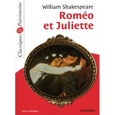 Roméo et Juliette - William Shakespeare Ed Magnard