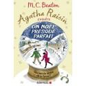 Agatha Raisin enquête Tome 18 Un Noël presque parfait - M. C. Beaton