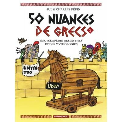 50 nuances de grecs Tome 2 - Charles Pépin