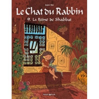 Le Chat du Rabbin Tome 9 - Joann Sfar