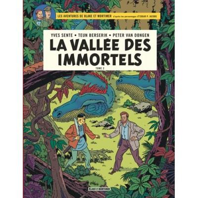 Les aventures de Blake et Mortimer Tome 26 - Yves Sente